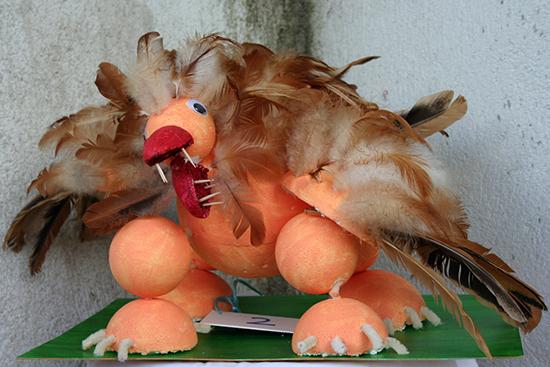 poules alexi