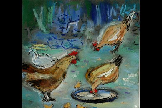 poules didier