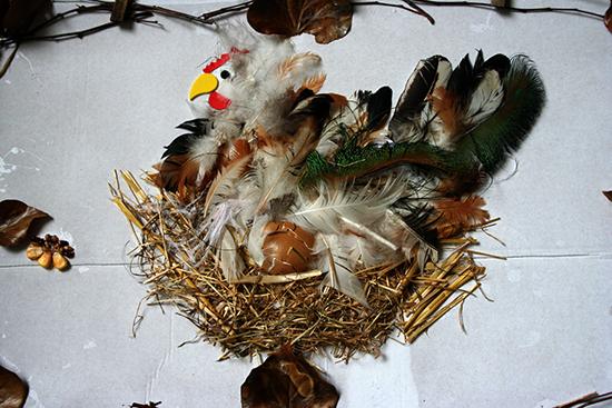 poules et bal et prépa expo 106