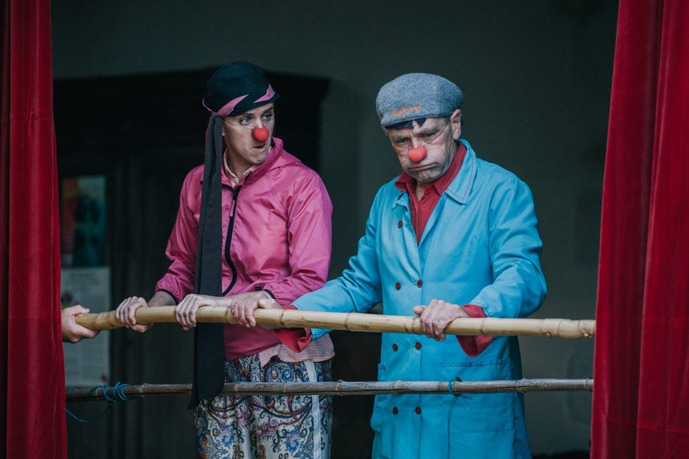 Les clowns (2016)