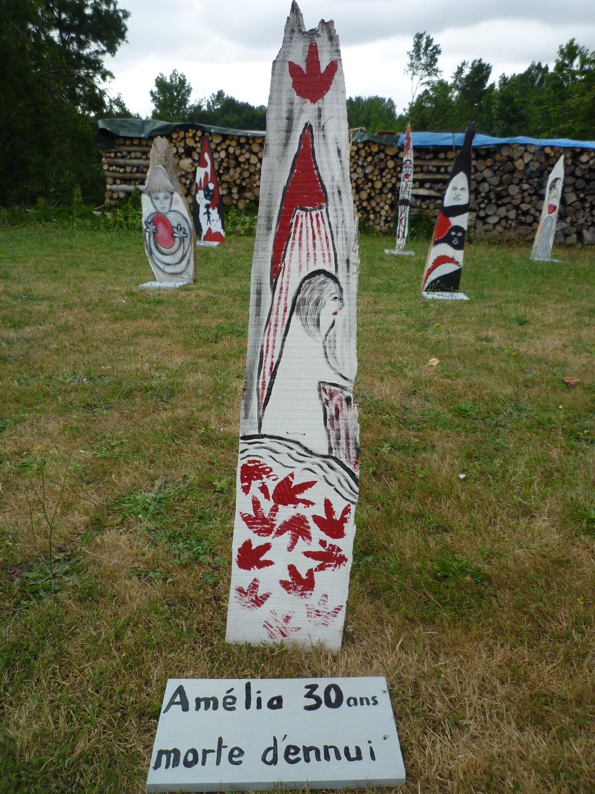 13 cimetière